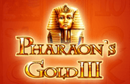 Игровой автомат 777 Pharaohs Gold III