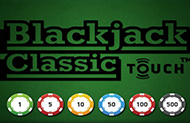 Blackjack Classic