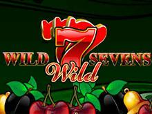 7's Wild для игры на деньги в онлайн-режиме, максимальный выигрыш на фри-спинах, призовые линии при выпадении символов Wild, быстрое увеличение депозита.