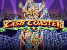 Заберите выигрыш в слоте Cash Coaster с хорошей окупаемостью